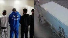 بالفيديو/ عملية محترفة لشعبة المعلومات: زرع كاميرات داخل هنغار لمراقبة تجهيز شاحنة لتهريب الكبتاغون من لبنان الى الخارج