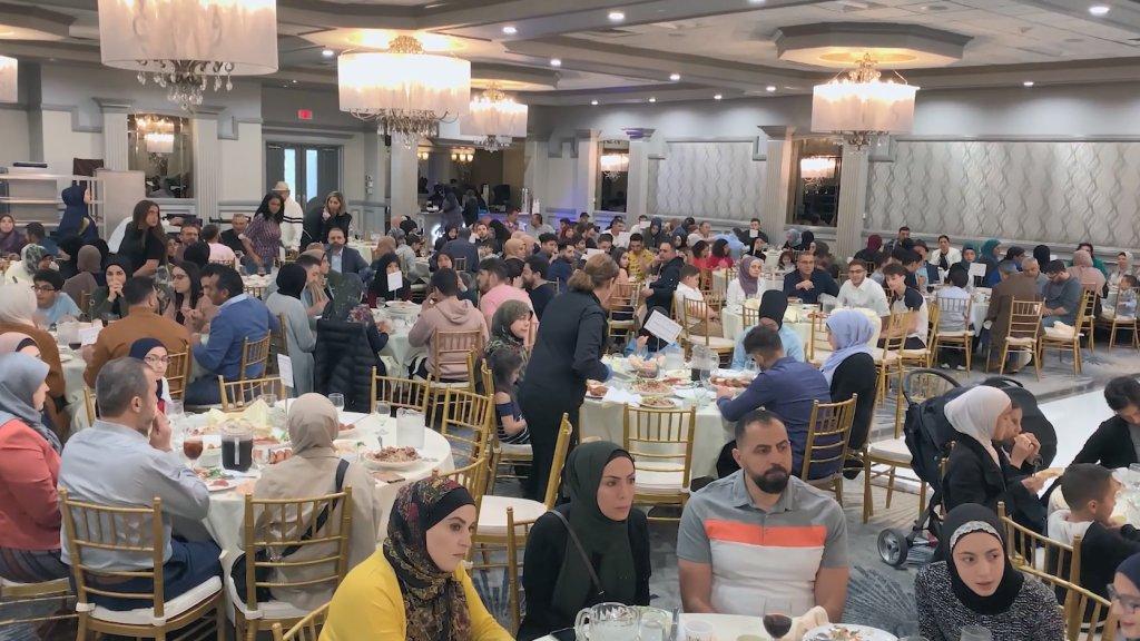 جمعية برعشيت الخيرية تقيم إفطارها السنوي في مدينة ديربورن ميشيغان
