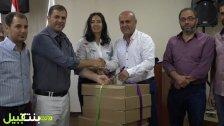 الجمعية اللبنانية للدراسات والتدريب قدمت 100 لابتوب إلى خمس ثانويات رسمية في بعلبك - الهرمل
