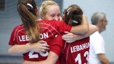 """لبنان يتأهل الى بطولة العالم في كرة اليد للشابات للمرة الأولى في تاريخه.. والحريري: """"كل لبنان سيكون معكن""""!"""