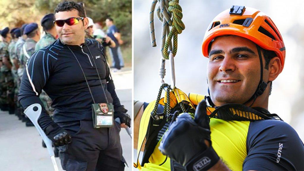 """تعيين اللبناني """"مايكل"""" سفيراً إقليمياً للنوايا الحسنة للعمل المناخي...قصة الشاب الذي تحدى الشلل وكافح بإصرار"""