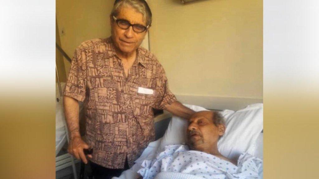 """وفاء من """"ابو سليم"""" لصديقه """"الزغلول"""" لا يثمن.. حاملوا و داير فيه من مستشفى على مستشفى!"""