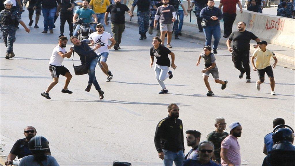 الحريري يفاوض بالشارع
