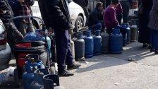 أزمة الغاز تستعر مجددا في حلب