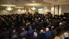 ذكرى أسبوع الحاج حيدر كامل جواد في المركز الاسلامي في مدينة ديربورن الاميركية