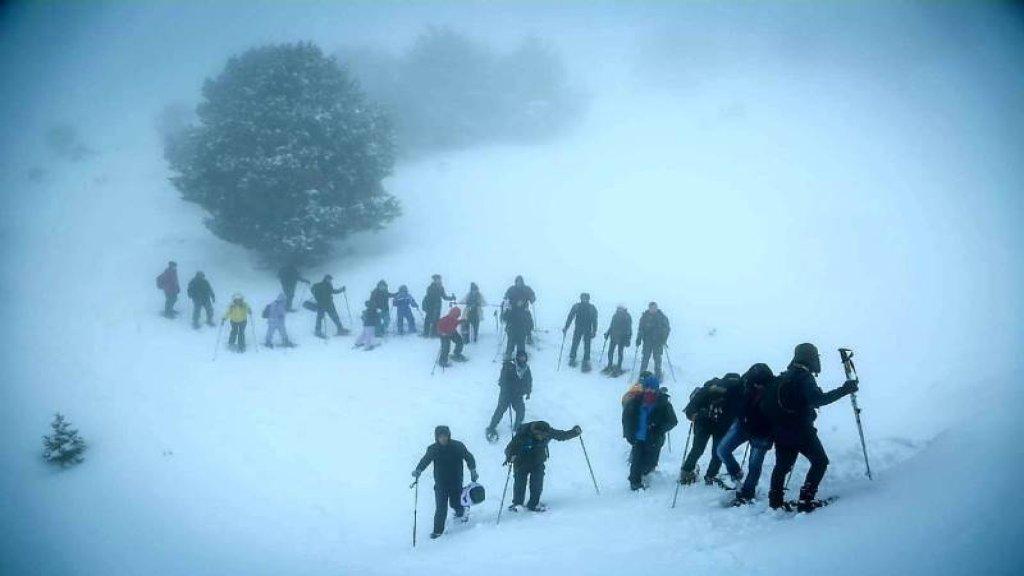 السياحة الشتوية في المرتفعات العكارية...وجهة مفضلة لعشاق الرياضات الشتوية البيئية والمبادرات الفردية فرصة لانقاذ الإقتصاد العكاري