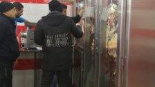 إنذارات لاصحاب محال بيع اللحوم الطازجة  المخالفة لسلامة الغذاء في مدن الفيحاء