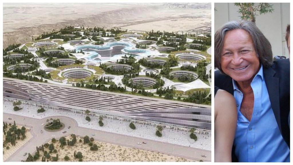 """مصر تبني أكبر مبنى سكني في العالم.. يتسع لـ30 ألف شخص وساعد في التصميم """"عملاق العقارات"""" محمد حديد!"""