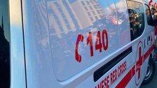 """بالصورة/ الصليب الأحمر اللبناني استجاب لـ76 حالة مشتبه بإصابتها بفيروس """"كورونا"""""""