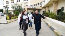 بالصور والفيديو/ الكتيبة الإيطالية تقدم لمستشفى بنت جبيل الحكومي غرفة مجهزة لاستقبال حالات كورونا...وممثلة من منظمة الصحة العالمية تواكب التجهيزات
