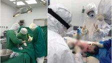 """بعد ولادة أول طفل بقسم """"كورونا"""" بمستشفى الحريري.. ارشادات للمرأة الحامل لحماية نفسها من الفيروس"""
