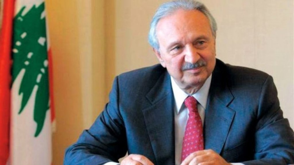 """بعد إنتشار معلومات عبر مواقع التواصل تحدثت عن وفاة الوزير السابق محمد الصفدي...إعلامية تنفي: """"هو في الحجر المنزلي وحالته تتحسن بشكل ملحوظ"""""""