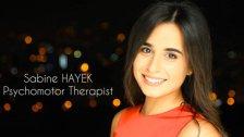 سابين متخصصة في العلاج النفسي الحركي تبادر في ظل الأوضاع الراهنة لتقديم الإستشارات مجاناً عبر الهاتف لمن يحتاج