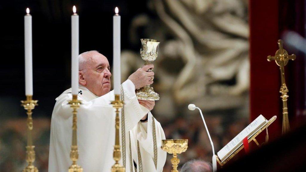 البابا فرنسيس في رسالة الفصح: لإلغاء ديون الدول الأكثر فقرا ووقف إطلاق نار عالمي وفوري