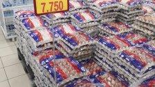 كارفور يتحدّى ارتفاع سعر البيض...الكرتونة بـ 7750 ليرة!