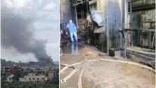 كهرباء لبنان: حريق في معمل الجية الحراري طاول المجموعة الخامسة أمس وألحق اضراراً  متوسطة..والمعمل يستمر في العمل حاليا بالحد الأدنى من الاستثمار وبجهود كبيرة من فنييه