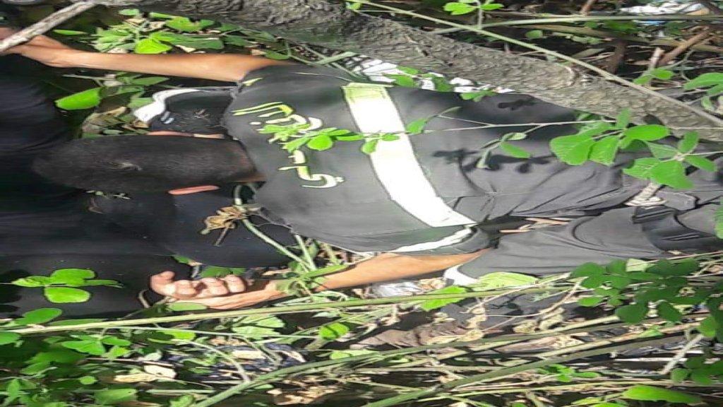 إنقاذ فتاة من منحدر في عاليه...تم إخراجها من بين اشواك العليق التي اصطدمت بها على عمق 5 أمتار من الرصيف!