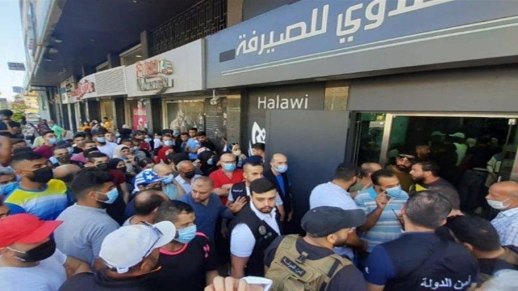 استنفار صحي في صيدا بعد إصابة أول فلسطيني - ستّيني مقيم فيها بكورونا مقابل طوابير أمام محلات الصيرفة!