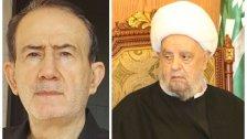 الشيخ عبد الأمير قبلان طالب وزيرة العدل ومجلس القضاء برفض استقالة مازح