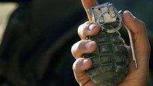 أحد الأشخاص قام بتشطيب نفسه في قاعة محكمة الجنايات في بيروت ثم حاول فتح قنبلة كانت بحوزته والقوى الأمنية منعته (lbci)