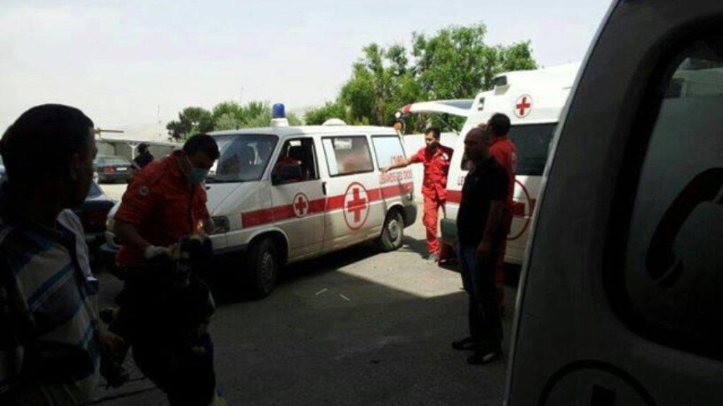 إعتداء على طبيب وممرضين وإداريين ومسعفي الصليب الأحمر في قسم الطوارئ بمستشفى راشيا الحكومي من قبل مرافقي أحد المرضى
