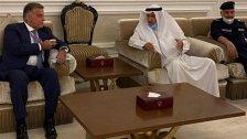 اللواء ابراهيم: نريد أن نشتري من الكويت كل ما نحتاجه من محروقات 100 بالمئة من دولة لدولة (الراي)