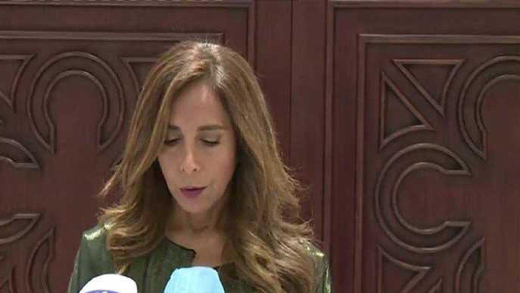 وزيرة الدفاع: اللبنانيين يثبتون يومياً بوعيهم وإيمانهم وآمالهم أن الأعياد لا تغيب وأن الفرح باق وأنهم سيحتفلون رغم المصاعب