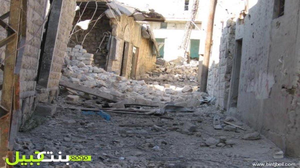 كي لا ننسى في هذا اليوم...يوم فقدت مدينة بنت جبيل هويتها التراثية وسويت أرضاً بسبب الهمجية العدوانية في حرب تموز 2006