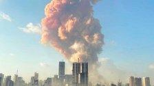 رويترز نقلا عن خبراء: انفجار مرفأ بيروت يحتل المرتبة الرابعة من بين أكبر الانفجارات في العالم، وقوته تجاوزت ال 300 طن من المتفجرات