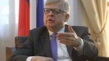 زاسيبكين: سنبذل جهودنا لتأمين لقاح كورونا الروسي للبنان بأقرب فرصة