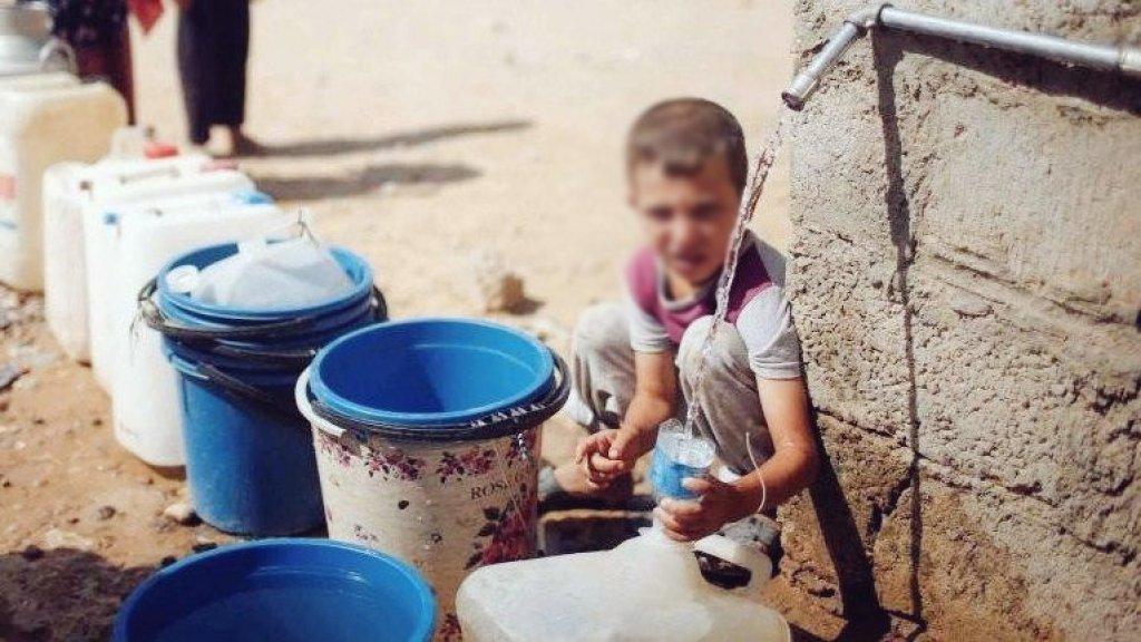 تسيير صهاريج مياه لتخفيف العطش عن أهالي مدينة الحسكة