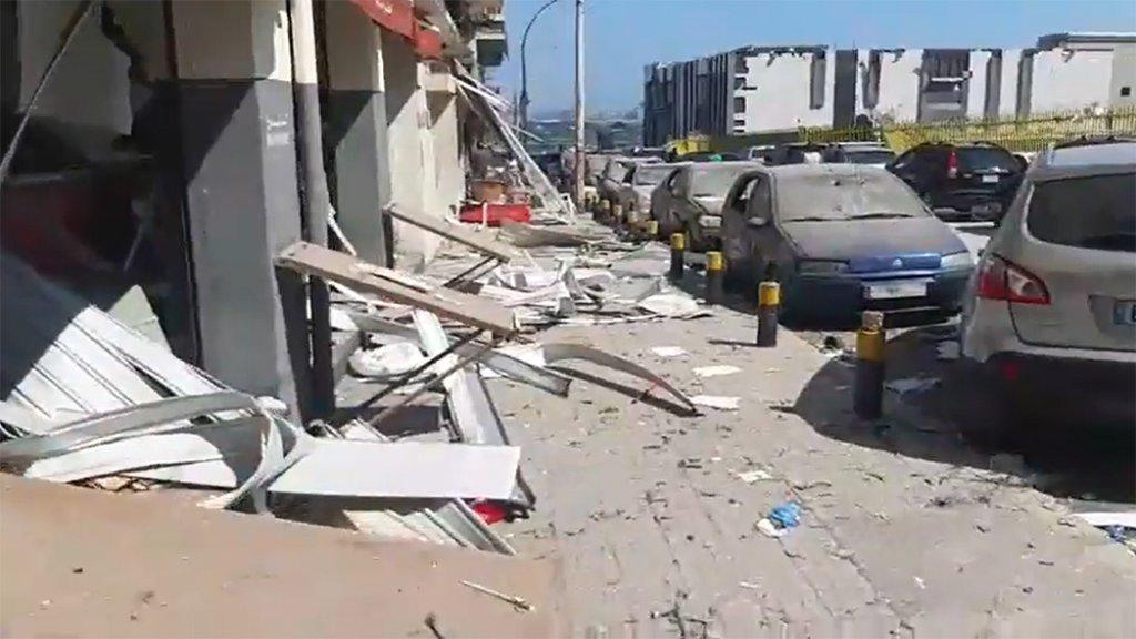 المحافظ عبود طلب من بلدية بيروت إخلاء عقارات تشكل خطراً على شاغليها