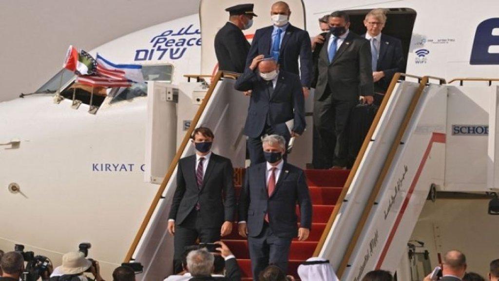 مصادر حكومية كويتية:  الطيران الإسرائيلي لن يمر إطلاقاً عبر الأجواء الكويتية