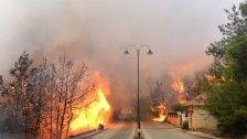 مصلحة الابحاث الزراعية: موجة حر قوية تستمر 5 ايام حيث تشتد أيام الخميس، الجمعة، السبت، الاحد والاثنين....وتحذير من اندلاع الحرائق