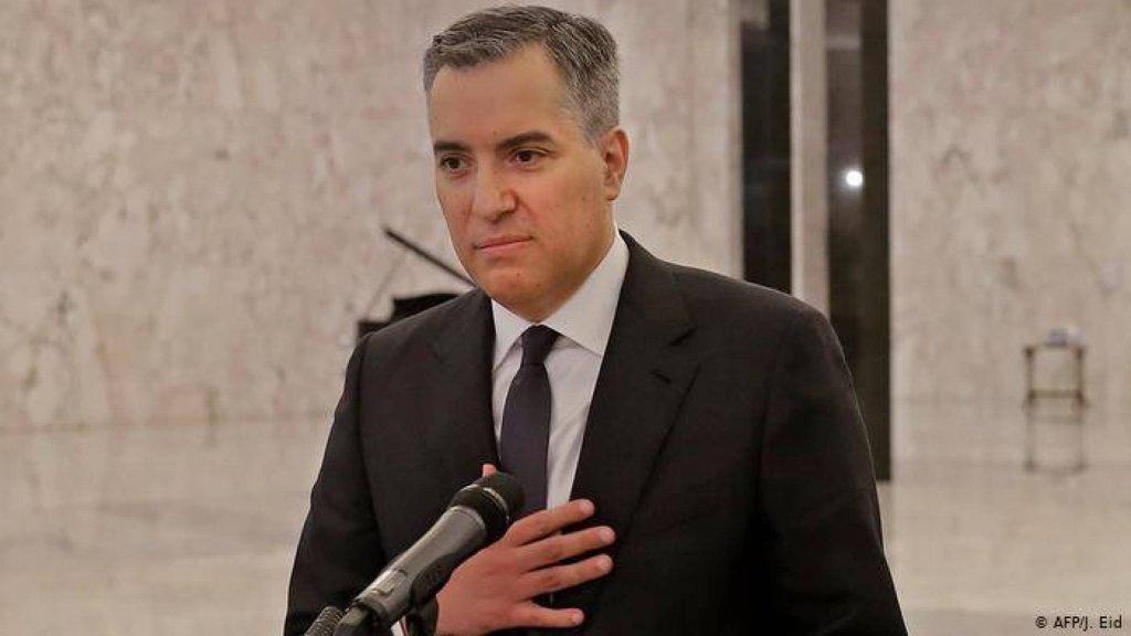 وصول الرئيس المكلف مصطفى أديب الى عين التينة تمهيداً لبدء استشارات التأليف