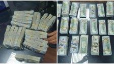 بالصور/ سرق 450 ألف دولار من داخل خزنة من منزل صديقته في عين سعادة!