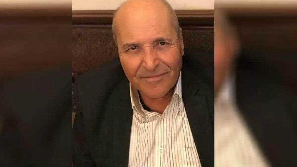 بنت جبيل تنعى ابنها الحاج أحمد رشيد بيضون
