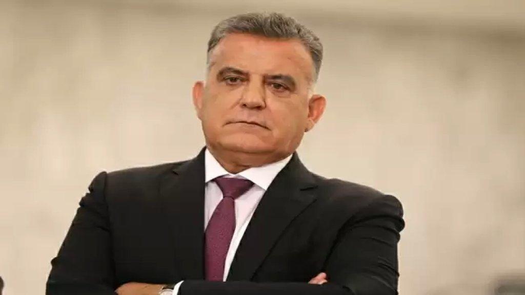 معلومات عن ترشيح اللواء عباس ابراهيم لتولي وزارة الداخلية (نداء الوطن)
