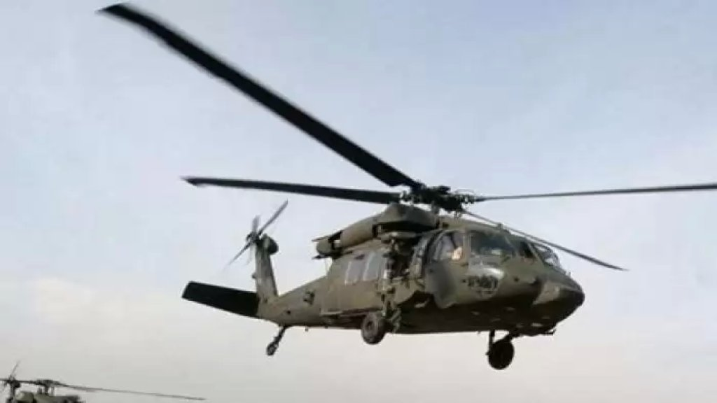وكالة سانا نقلاً عن مصادر محلية: سقوط مروحية أميركية في قرية تل حداد بريف اليعربية في الحسكه