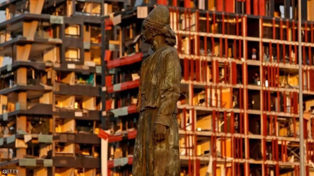 بعد الإنفجار... موسم الأمطار يُهدّد  المنازل التراثية في بيروت والمنازل القريبة من المرفأ والمتضررة ومن الممكن ان تنهار!
