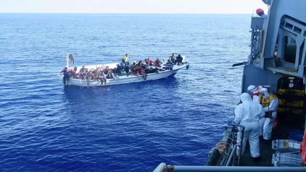 اللواء خير ناشد المعنيين العمل على انقاذ مهاجرين مفقودين