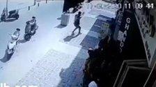 بالفيديو/ جريحان باطلاق نار في منطقة البوابة - صور إثر اشكال بسبب خلافات سابقة