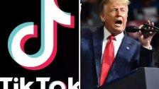 """السلطات الأميركية: حظر تطبيقي """"تيك توك"""" و""""وي تشات"""" الصينيين في البلاد اعتباراً من الأحد"""