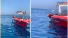 انتشال جثة طفل قبالة ساحل البترون