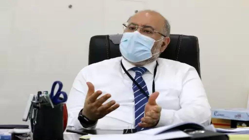 مدير مستشفى الحريري: 2 % هي نسبة الوفاة بكورونا في لبنان