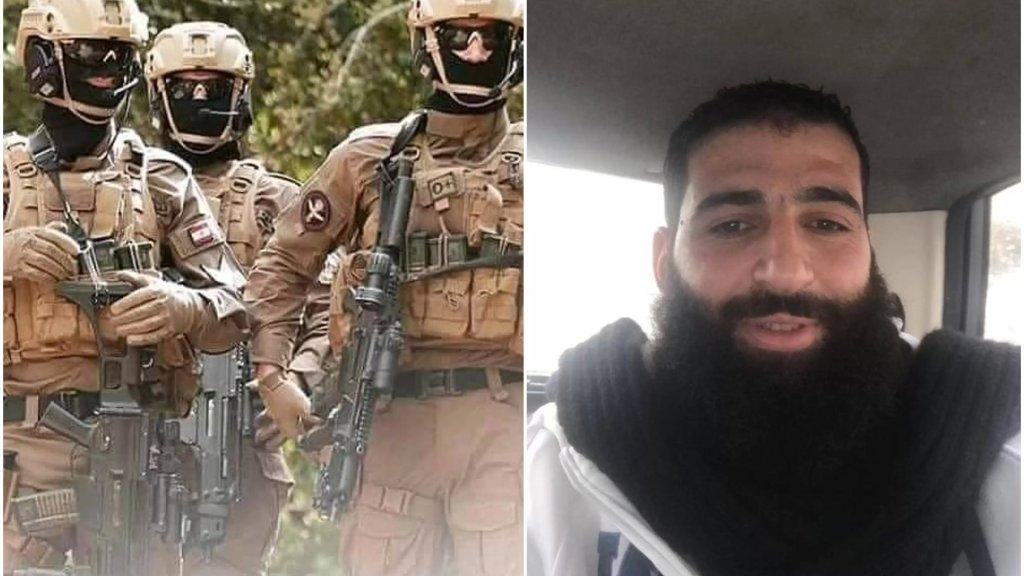 الجيش يداهم الاماكن التي كان يتردد إليها الارهابي بريص لا سيما منزل ذوويه وأقربائه