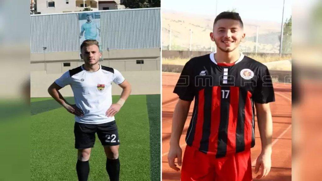 مهدي بزي وعباس بيضون من نادي بنت جبيل الرياضي إلى نادي النجمة وشباب الساحل