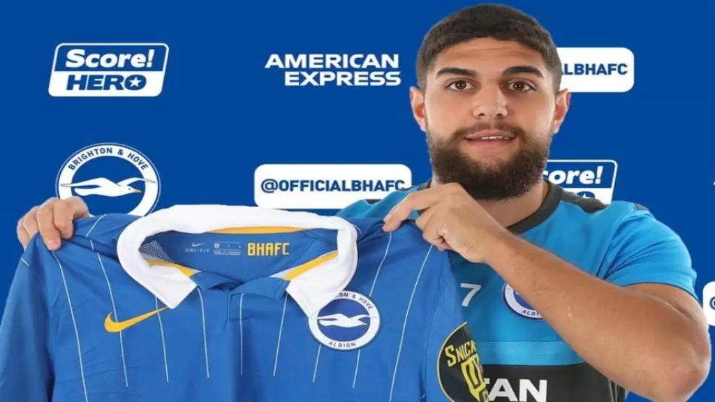 لاعب لبناني في الدوري الانكليزي: رضا خضرا إلى برايتون !