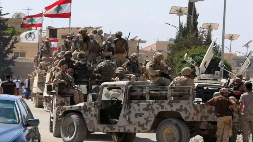 الجيش اللبناني ينصب كمائن لمهربي المحروقات:  مصادرة  ٧٠ ألف ليتر من المحروقات !