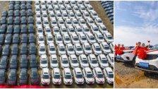 بالصور والفيديو/ شركة تهدي موظفيها 4116 سيارة جديدة كتقدير لهم على جهودهم وتفانيهم في العمل!